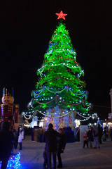 Ёлка в Нижнем Новгороде
