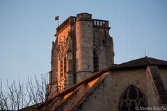 Cathédrale de Lectoure (Nicolas Rouffiac) Tags: cathédrale cathedral church église gothique gothic lectoure building édifice christian christianisme
