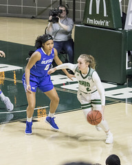 1002916 (jet45701) Tags: ohio university womens basketball vs buffalo 1172018 convo