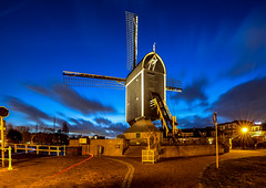 Molen De Put / Leiden 2018 (zilverbat.) Tags: canonnederland city cityscape clouds dutch leiden netherlands nightshot urban zilverbat longexposurenetherlands longexposurebynight nightphotography dutchholland dramatic mill molen meel korenmolen molenaar night nightlights lenight image innercity put replica bastion verkoop meelverkoop standaardmolen 1640 visit tripadvisor travel town tourist tourism timelife tour classic nightimage avond avondfotografie availablelight canon derijn rijn wallpaper bookcover artprint bluehour wood hout rembrandt beeldbank history vanrijn molendatabase sleutelstad standerdmolen molenbezoek galgenwater erfgoed heritage