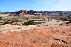 View From The Cave Spring Trail (Joe Shlabotnik) Tags: utah 2017 canyonlandsnationalpark november2017 canyonlands nationalpark afsdxvrzoomnikkor18105mmf3556ged