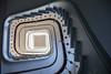 (Elbmaedchen) Tags: stairs staircase stairwell roundandround upstairs treppenhaus treppenauge interior escaliers hamburg