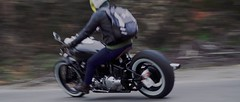 Winter Ride 2018 - 10 (Fabio MB) Tags: winter ride trip tonup café racer moto motorcycle cold mountain nature tracker bobber portugal road crew freedom escape