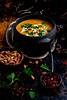 moroccan roasted pumpkin  soup vegan (Zoryanchik) Tags: food spiced red moroccan roasted pumpkin vegetable vegan soup dish polish cream dinner vegetarian lunch