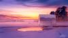 Lets go swimming (Joni Salama) Tags: lumi longexposure vesi luonto auringonlasku talvi valo meri avanto espoo suomi haukilahti esbo uusimaa finland fi water narure winter light sea seascape
