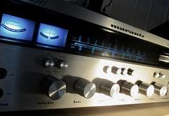 Vintage (coltrain2011) Tags: maranz nostalgia vintagemaranz2245 amplifier
