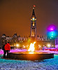 Peace Flame - Ottawa 01 18 (Mikey G Ottawa) Tags: mikeygottawa canada ontario ottawa street city parliamenthill peaceflame rink skate skating centennialflame