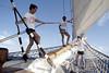 eye-of-the-wind---operation-drake_15577004336_o (christopher sainsbury) Tags: operationdrake eyeofthewind atlantic pacific sailingboat sailingship boat sailing sea sky people training