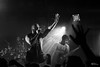 High five (TheBeardPhotography) Tags: jacob luhrs abr august burns red band concert lighting bw