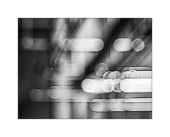 Abstract tubes (Panasonikon) Tags: panasonikon zeisstessar5028 bw abstrakt abstract bokeh digitalesgemälde sw panasonic dmcg81