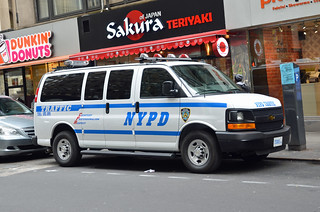 NYPD Traffic SPL OPS 7301