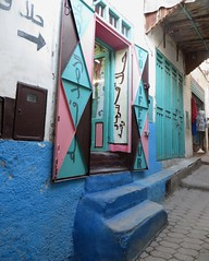 Dans la médina, Sefrou, province de Sefrou, région de Fès-Meknès, Maroc. (byb64) Tags: sefrou fèsmeknès maroc morocco marruecos royaumedumaroc marokko marocco moyenatlas atlas medina ville town ciudad stadt city altstadt oldtown cascohistorico صفرو ⵚⴻⴼⵕⵓ
