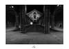 Sant'Ambrogio. Milano (deborapucci1) Tags: church travel canon bnw blackandwhite architecture flickritalia italia milano
