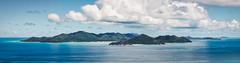 Praslin, Seychelles (peerfpunkt) Tags: seychellen seychelles praslin island insel ocean ozean clouds wolken paradies summer
