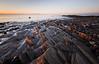 Prestwick (Ian McClure) Tags: pentax ricoh prestwick ayrshire winter light scotland rock formation