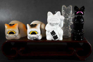 Fortune Cats.
