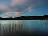Loch Ard (burnsmeisterj) Tags: olympus omd em1 lochard sunrise water clouds