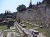 Portique des Athéniens (archipicture71) Tags: portique athéniens art grec delphes grece site archéologique δελφοί mont parnasse orcale pythie delfí delphi delfos
