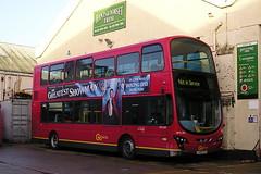 Go Ahead LX59 CYA (KK70088) Tags: bus britishbuses servicebus hantsdorsettrim londonbus goahead volvo wright lx59cya