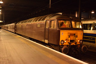 WCRC 57314 @ London Euston train station
