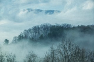 Misty Mountains Cherokee National Forest