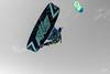 360 Grab (J.Coffman Photography) Tags: waterhousing aquatech kitesurfing