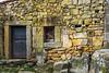 11 - Stones (58/365) (Walimai.photo) Tags: castelomendo portugal piedra stone 11 eleven door puerta window ventana pueblo village nikon texture textura lx5 lumix panasonic