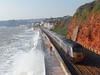 43366 Dawlish (Marky7890) Tags: xc 43366 class43 hst 1v44 dawlish railway devon rivieraline train