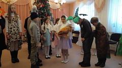 Рождественское поздравление в социально-реабилитационном центре для несовершеннолетних «Горизонт»