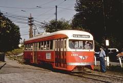 PITTSBURGH 1401 49 (brossel 8260) Tags: etatsunis tram pcc
