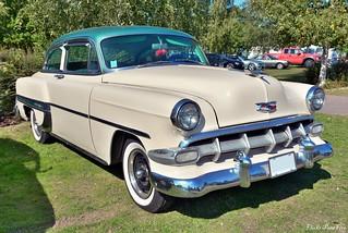 1954 Chevrolet Bel Air coupé