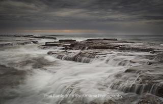Coledale Rockshelf - South Coast - NSW