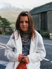 Abigail in the Lake District 1990's (Bury Gardener) Tags: family friends relatives oldies snaps scans people folks children child kids 1990s