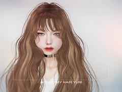 [monso] My Hair - Yuri (Sora A [monso]) Tags: monso secondlife kustom9 2018