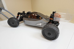 20180126_HBRacingD413_004 (khyzersoze) Tags: hot bodies hb racing 110 rc 4x4 4wd buggy offroad d413 exotek proline typer