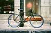 73290055 (alexdotbarber) Tags: 1190 28mm 35mm cdmx df kodakportra400 mexico mexicocity ricohgr1 analog autofocus bicycle colornegative pointandshoot wideangle