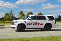 Louisiana Fire Marshal_1017 (pluto665) Tags: suv chevy cruiser squad cplmichaelmiddlebrookloddfuneral canine k9 working dog