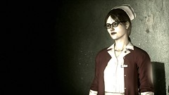 The Evil Within (Grind_One) Tags: evil within horror game gameplay screenshot juli kidman sebastian nurse monster