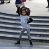 A Time to Dance (msuner48) Tags: d750 acr5 cs4 girl child children dancing music relief march prostest womensmarch oaklandca 2018 cityhall steps nikcollection nikonafs24120mmf4ged