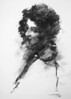P1017765 (Gasheh) Tags: art painting drawing sketch portrait girl charcoal pencil gasheh 2018