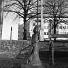 """Ett segelfartyg sover i hamnen"" (rotabaga) Tags: sverige sweden svartvitt stigbergstorget majorna göteborg gothenburg lomo lomography lubitel166 tmax400 twinlens mediumformat mellanformat blackandwhite bw bwfp 120"