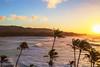 Room with a View (buffdawgus) Tags: turtlebay palmtrees canonef24105mmf4lisusm landscape sunset pacificocean turtlebayresort lightrooom6 hawaiianislands topazsw oahu seascape hawaii canon5dmarkiii oahunorthshore