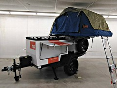 Atlanta RV show (Dave* Seven One) Tags: atlantarvshow campers camping rv rving trailer trailers compact compacttrailer atlanta ga offroadtentcamper explore