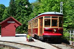 Halton County Radial Ry #2894 (Jim Strain) Tags: jmstrain train railroad railway streetcar tram trolley canada toronto transit ttc