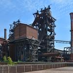 Duisburg - »Landschaftspark Nord« - ehemaliges August-Thyssen-Hüttenwerk (143) thumbnail