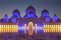 Abu Dhabi (Sandra OTR) Tags: orient abu dhabi vae uae emirates etihad towers sheikh zayed mosque moschee arabic architecture travel sightseeing