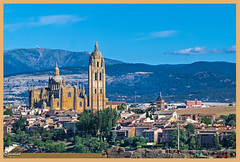 La Dama de las Catedrales Santa María de Segovia (Xacobeo4) Tags: catedral santa maria de segovia