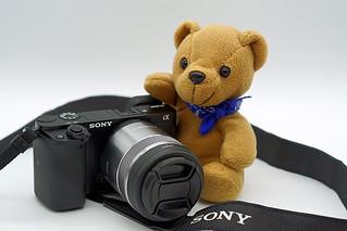 Meine neue Kamera / My new camera