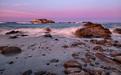 Dawn At Seal Rock (chasingthelight10) Tags: events photography travel landscapes beaches nature ocean rockformations sunrise sunrises places california pebblebeach bigsur