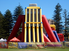 The Big Wedge (mikecogh) Tags: glenelg attraction slide bigwedge firtrees recreation colleyreserve